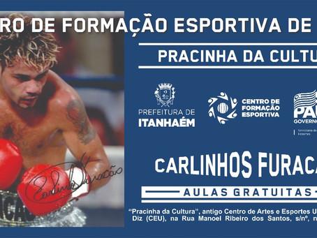 Itanhaém: Estão abertas as inscrições para o Centro de Formação Esportiva de Boxe e Judô
