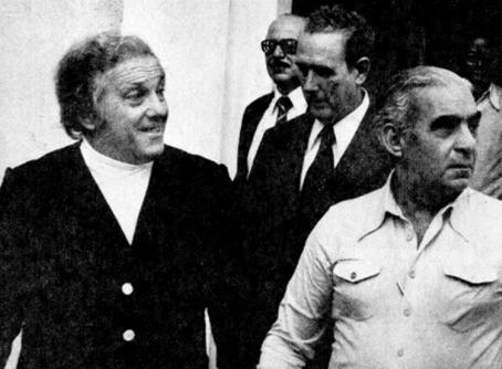 """DESENTERRARAM O """"SAPO""""NO CORINTHIANS EM 1976"""