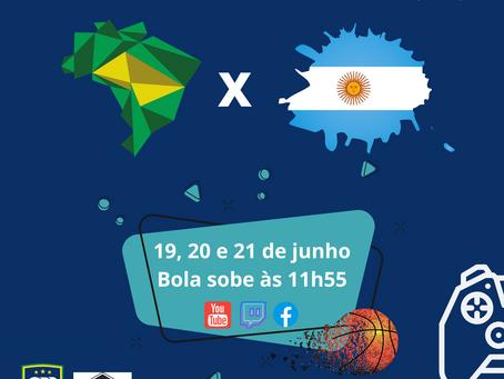 CBB lança departamento de eSports e enfrenta a Argentina em desafio da FIBA