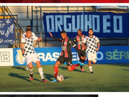Botafogo com falhas é derrotado em Porto Alegre