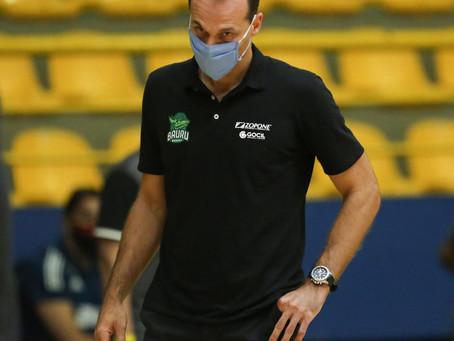 Vanderlei Mazzucchini Jr analisa  a campanha do Bauru Basket