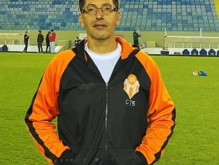 Marcio Leite agradece coletividade do SC Atibaia