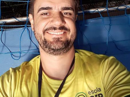Alexandre Escame completa 26 anos integrando o SEB COC