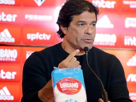Fico imaginando como foi a reunião em que Raí cobrou o elenco do São Paulo
