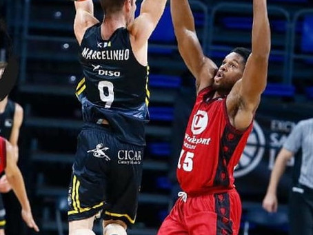 Tenerife derrota o Zaragoza no tempo extra na estreia da Liga ACB