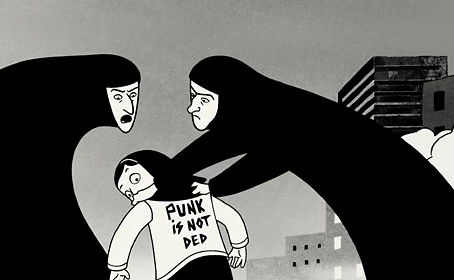 Persepolis (2007) Film Review