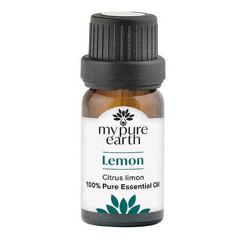 My Pure Earth - Lemon Essential Oil, 10ml