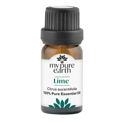 My Pure Earth - Lime Essential Oil, 10ml