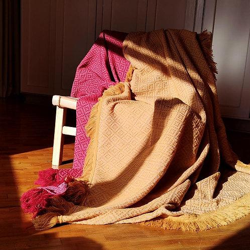 Mei's Own - Throw Blanket