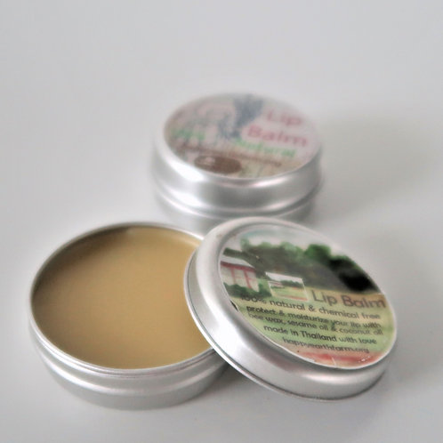 Happy Earth Farm - Lip Balm