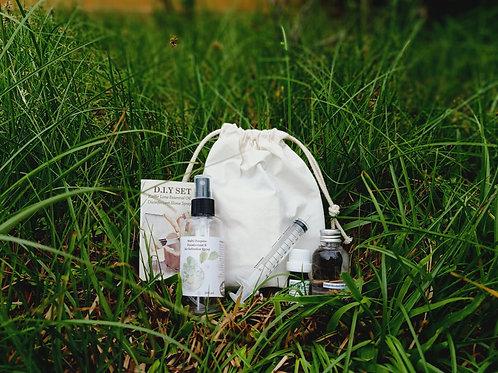 Happy Earth Farm - DIY Kaffir Lime Multi-Use Spray Set