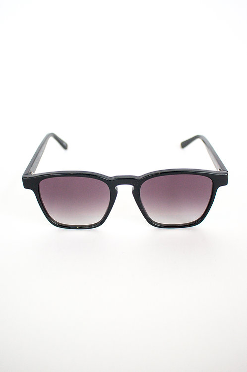 Truth&All - Turtle Sunglasses: Black TATC4