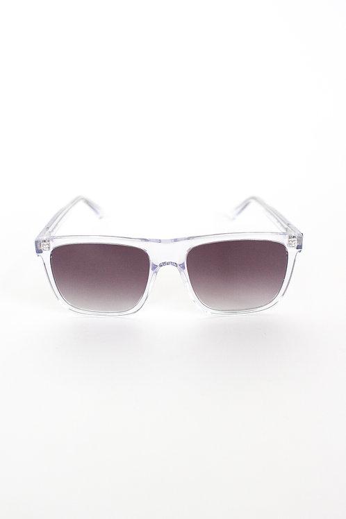 Truth&All - Marlin Sunglasses: Crystal TAMC5
