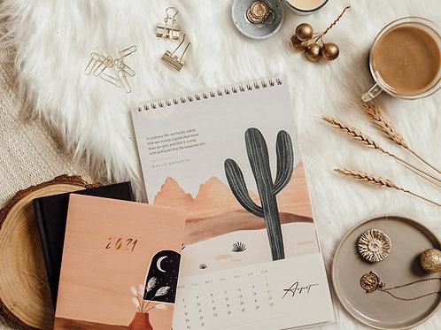 Actspressions - 2021 Desk Calendar