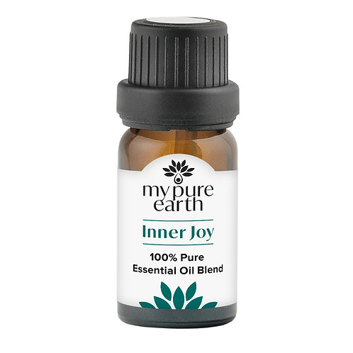 My Pure Earth - Inner Joy Essential Oil Blend, 10ml