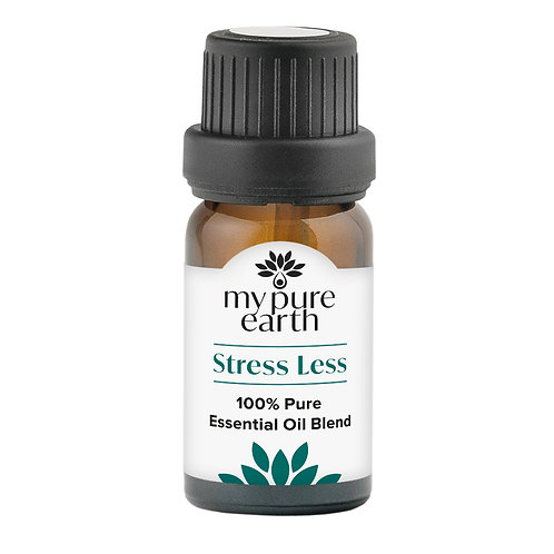 My Pure Earth - Stress Less Essential Oil Blend, 10ml