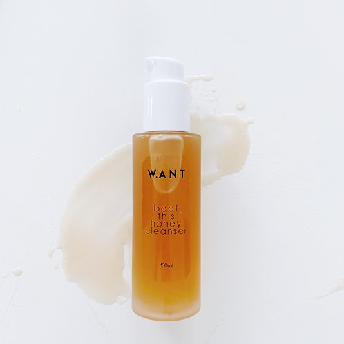 W.ANT - Beet This Honey Cleanser