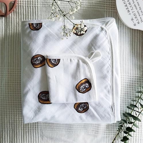 Mei's Own - Baby Hooded Towel