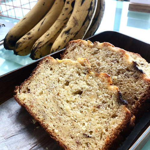 Homemade Banana Bread (Whole Loaf)