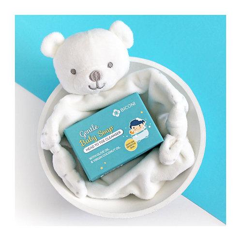 Biconi - Gentle Baby Soap 90g