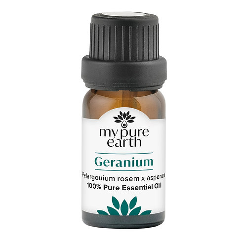 My Pure Earth - Geranium Essential Oil, 10ml