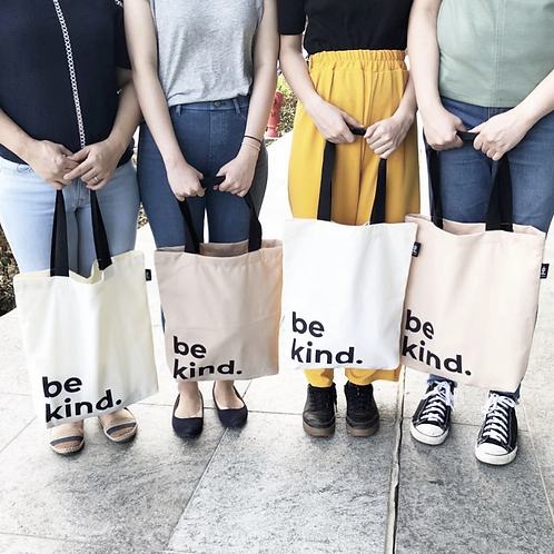 """Be Kind"" - Tote Bag"