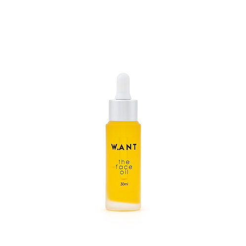 W.ANT - The Face Oil