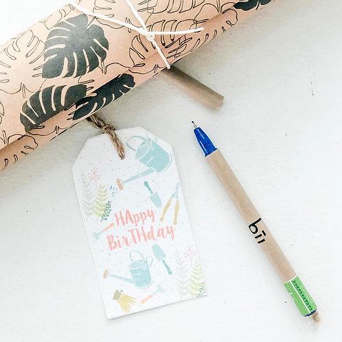 Left-handesign - Bij Pen