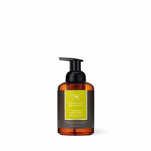Soapnut Republic - 500ml Lemongrass Handsoap (Bottle)