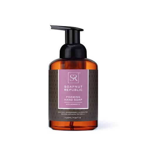 Soapnut Republic - 500ml Lavender Handsoap (Bottle)