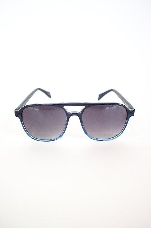 Truth&All - Gull Sunglasses: Deep Blue TAGC5