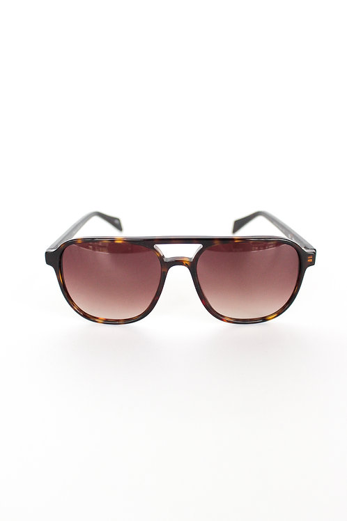 Truth&All - Gull Sunglasses: Havana TAGC3