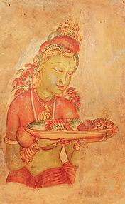 Sigiriya Frescoes 02_vágott_1200px.jpg