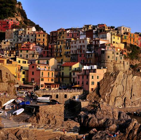 Manarola, Cinque Terre, Olaszország