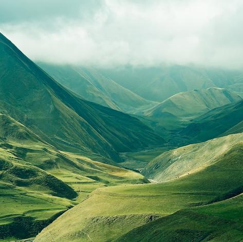 Zöldellő Kaukázus, Azerbajdzsán