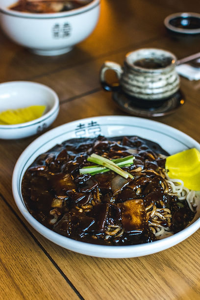 korean-noodles-with-thick-sweet-soy-sauc