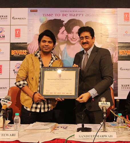 with Ankit Tiwari.JPG