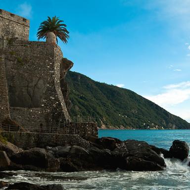 Fort of Camogli