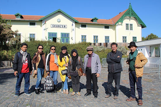 21. Indonesian painter visit hungary_150