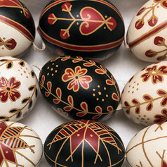 Muravidéki húsvéti tojások