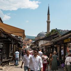 Szarajevó, Bosznia-hercegovina
