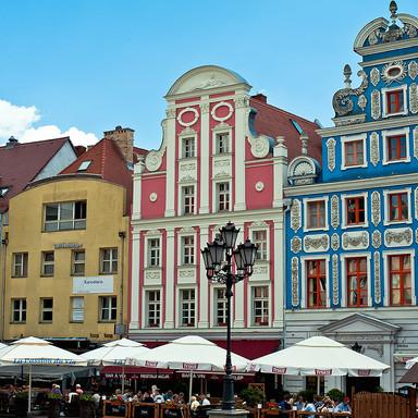 Stettin Old Town