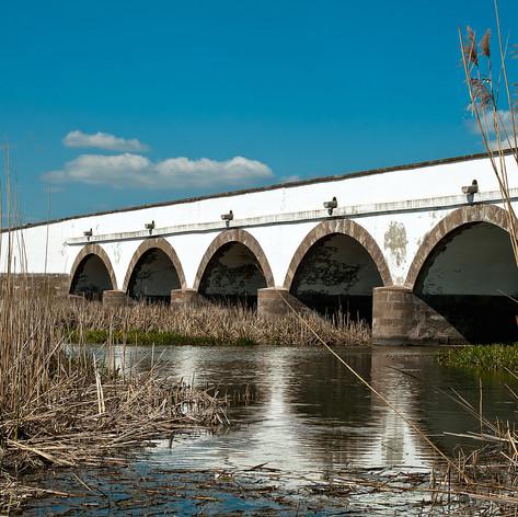 A hortobágyi Kilenlyukú híd