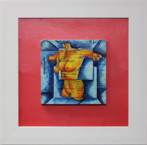"""""""Torso 3"""" by Charlie Frais"""