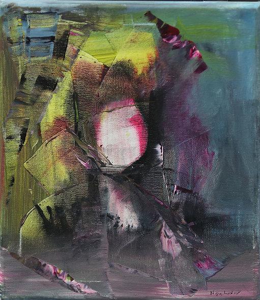 """""""Oriental"""" by Nigel Leslie"""