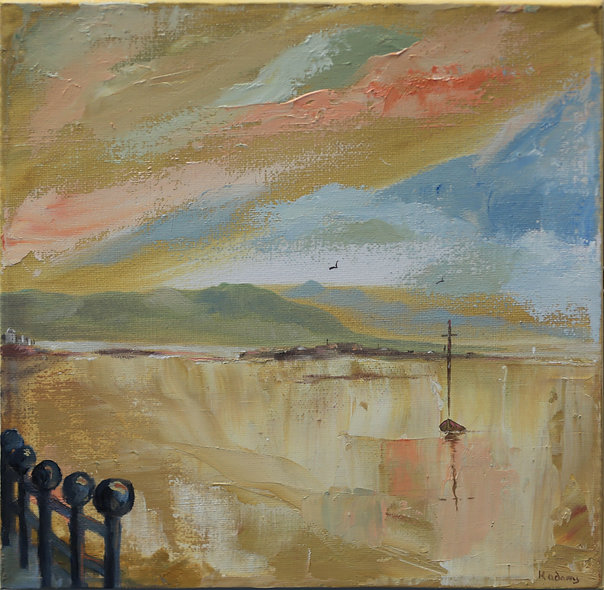"""Meols Shore"" by Kevin Adams"