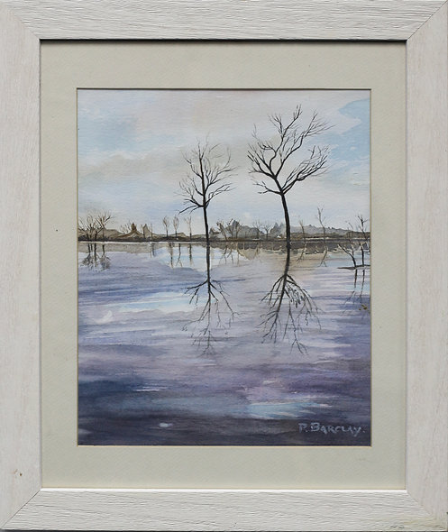 """""""Reflections"""" by Pat Barclay"""