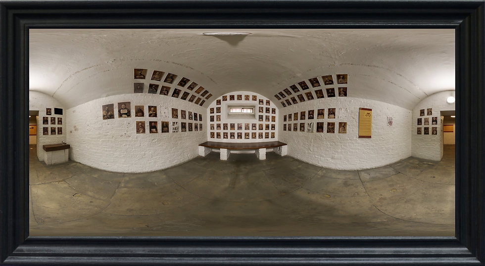 """St Georges Hall Holding Cell"" by Nadia Parsons"