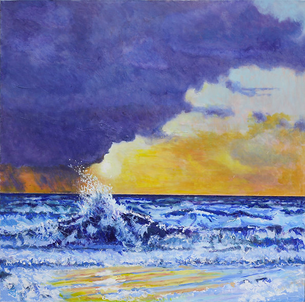 """Seascape"" by David Venables"