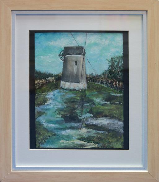 """Bidston after Rain"" by Helen Doherty"